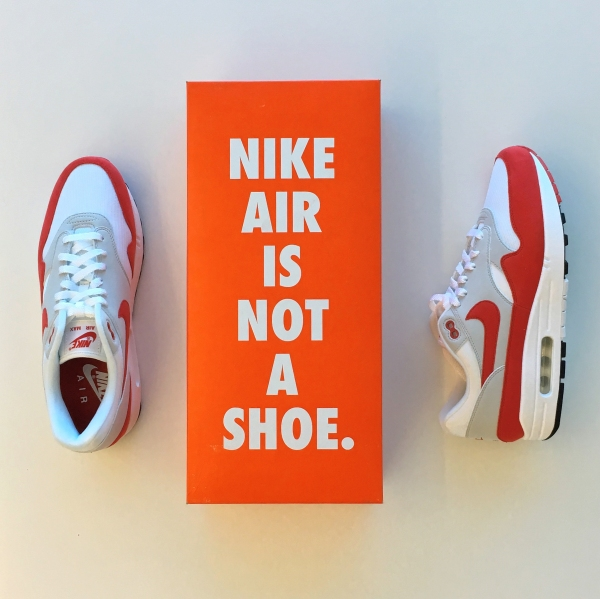 Nike Air is not a shoe