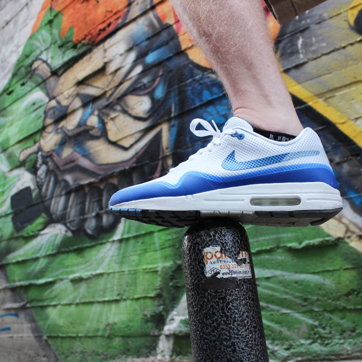 Istanbul Graffiti with Air Max 1s