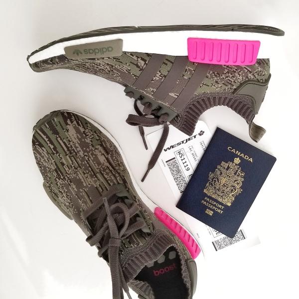Adidas NMD - Vegas Pickup