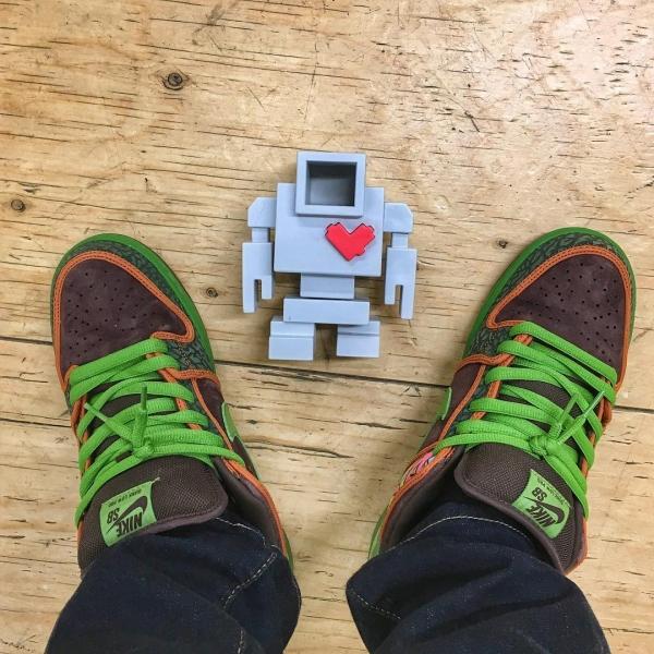 Lovebot Mindzai event