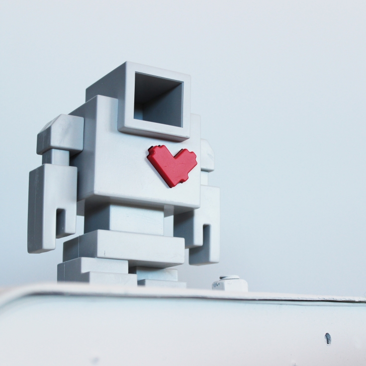 Lovebot toy