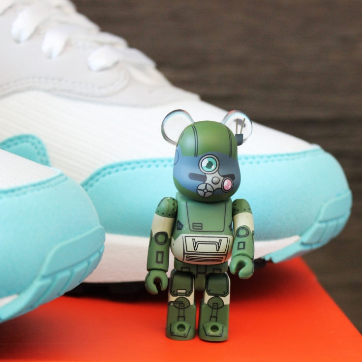 AM1 with Bearbrick