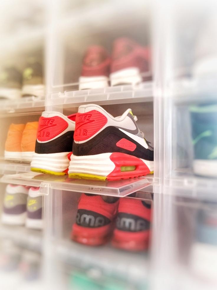 Sneaker Closet - Storage